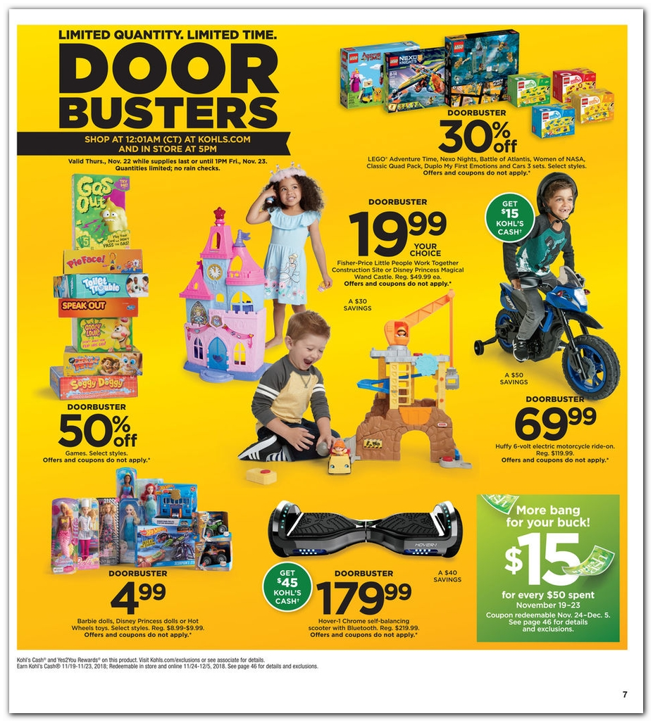 Kohls Black Friday Ad