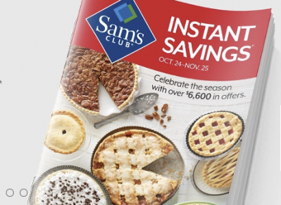 picture of Sam's Club Instant Savings - TVs, Furniture, Home, More