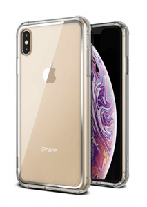 picture of VRS Design iPhone Xs Max Crystal Clear Case Sale