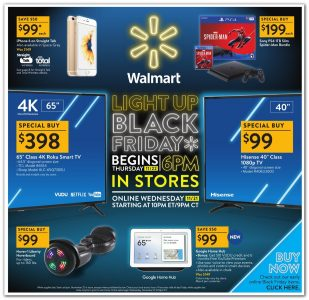 picture of Black Friday 2018: Walmart Ad Scan