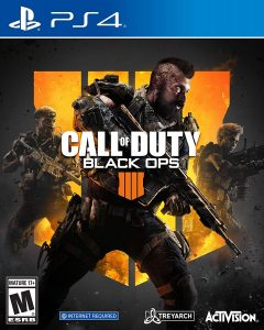 picture of Call of Duty Black Ops 4 PS4/Xbox One Sale