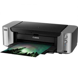 picture of Canon PIXMA PRO-100 Color Wireless Inkjet Photo Printer Deal