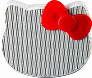 picture of eKids - Hello Kitty Portable Bluetooth Speaker Sale