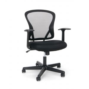 picture of Essentials Swivel Mesh Back Task Chair with Arms Sale
