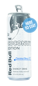 picture of Free Red Bull Coconut Edition Energy Drink at 7-11