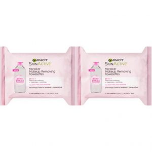 picture of Garnier Skinactive Micellar Makeup Remover Wipes 2-pk Sale