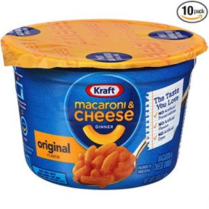 picture of Kraft Mac & Cheese 10-pk Microwaveable Cups Sale