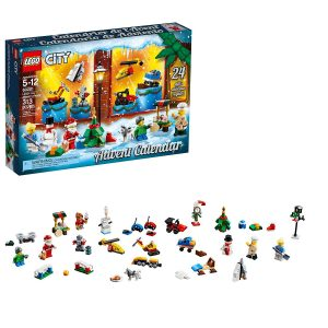 picture of LEGO City Advent Calendar 60201, New 2018 Edition Sale