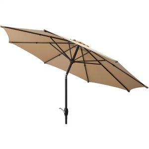 picture of Mainstays 9 ft. Outdoor Market Umbrella Sale