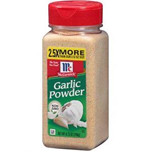 picture of McCormick Garlic Powder, 8.75 oz Sale
