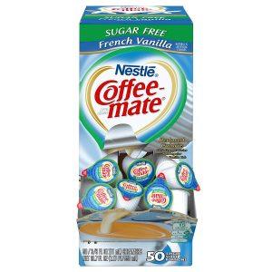 picture of Nestle Coffee-Mate Sugar Free French Vanilla Creamer