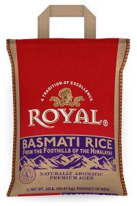 picture of Royal Basmati Rice, 20-Pound Bag Sale