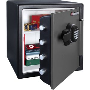picture of SentrySafe SFW123ES Fireproof Safe and Waterproof Safe