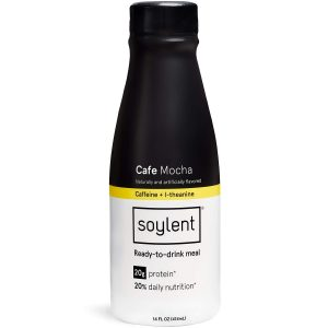 picture of Soylent Meal Replacement Shake, Cafe, Coffiest/Mocha 14oz 12pk Sale