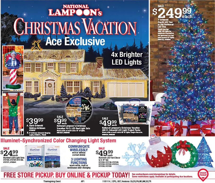 ACE Hardware Black Friday 2018 Ad