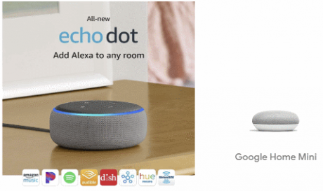 picture of Blog: How are they different?? Google Assistant vs. Amazon Alexa