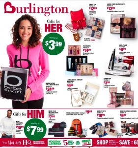 picture of Black Friday 2018: Burlington Ad Scan