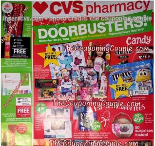 picture of Black Friday 2018: CVS Ad Scan
