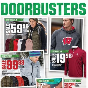 picture of Live: Black Friday 2018: Dick's Sporting Goods Ad Scan - 25% off Everything