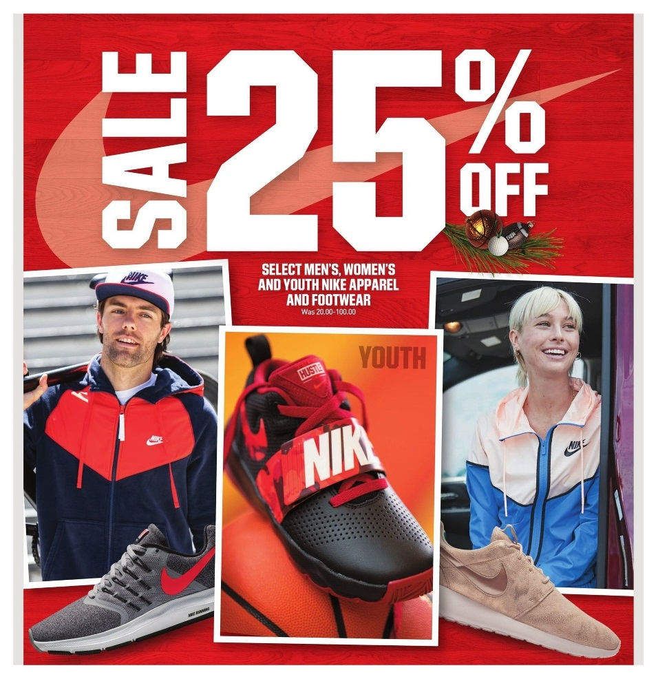 Dick's Sporting Goods Cyber Monday 2018 Ad
