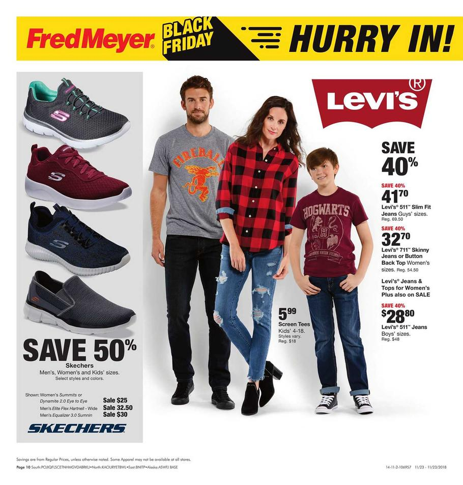 Fred Meyer Black Friday 2018 Ad