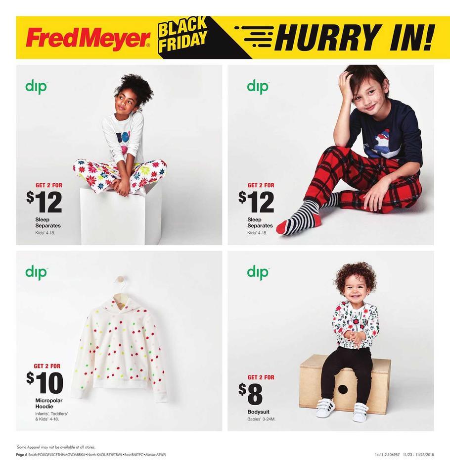 Fred Meyer Black Friday 2018 Ad