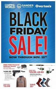 picture of Black Friday 2018: Gander Outdoors Ad Scan
