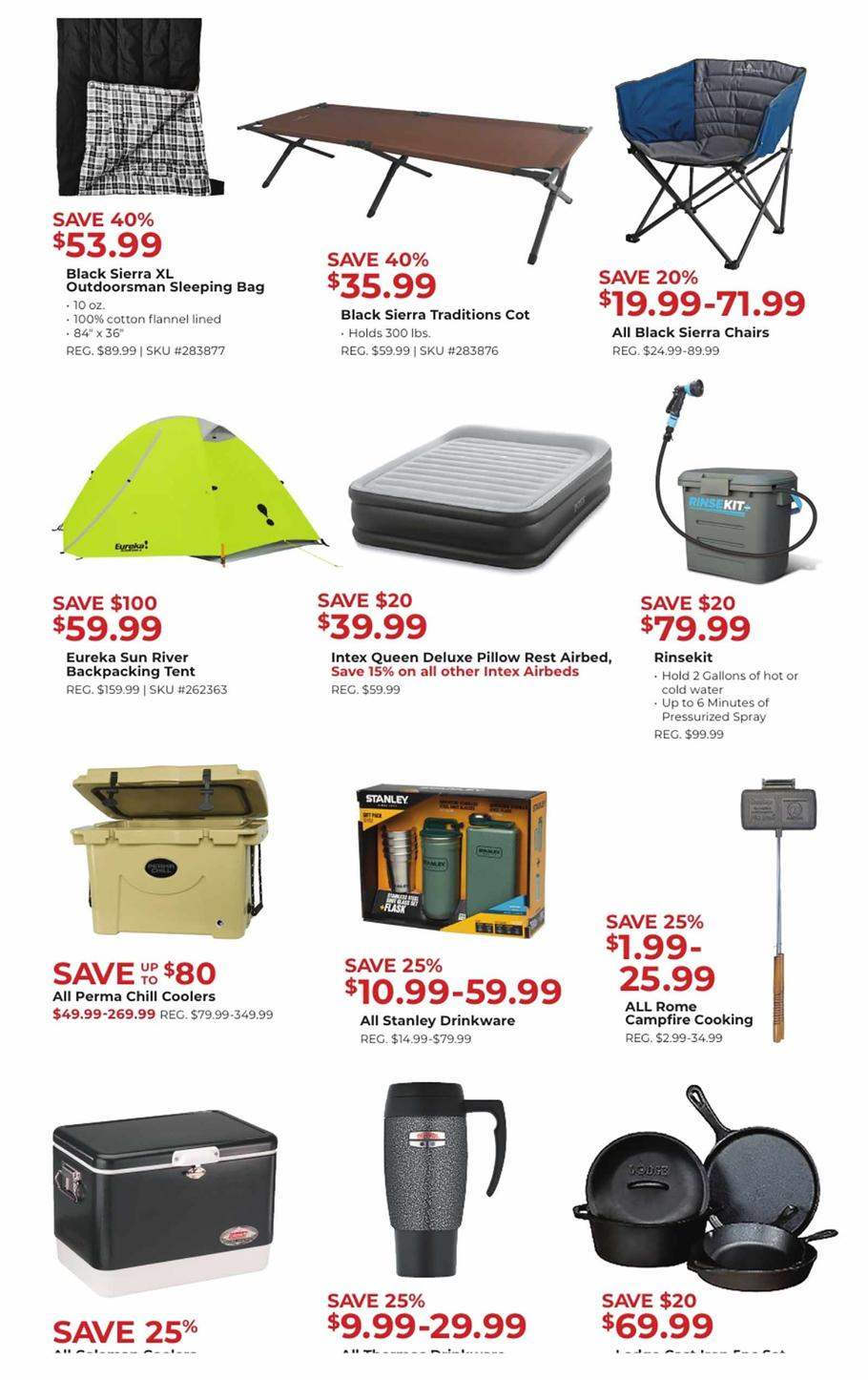 Gander Outdoors Black Friday 2018 Ad
