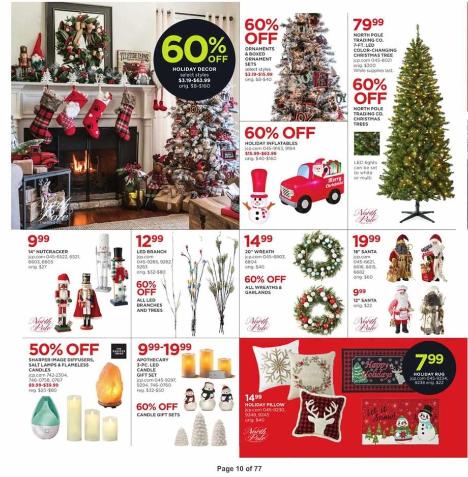 JCPenney Black Friday 2018 Ad