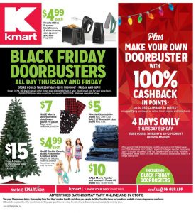 picture of Black Friday 2018: Kmart Ad Scan