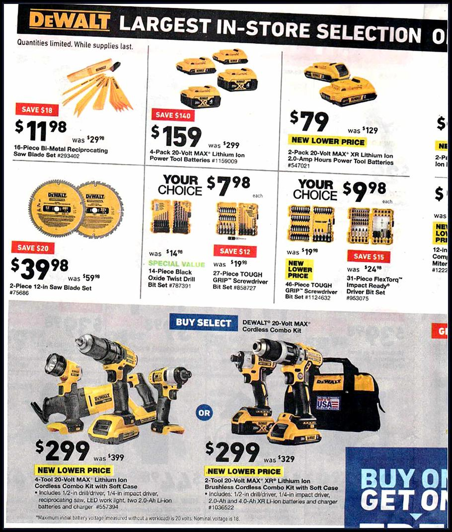 Black Friday 2018 Lowe S Ad Scan Buyvia