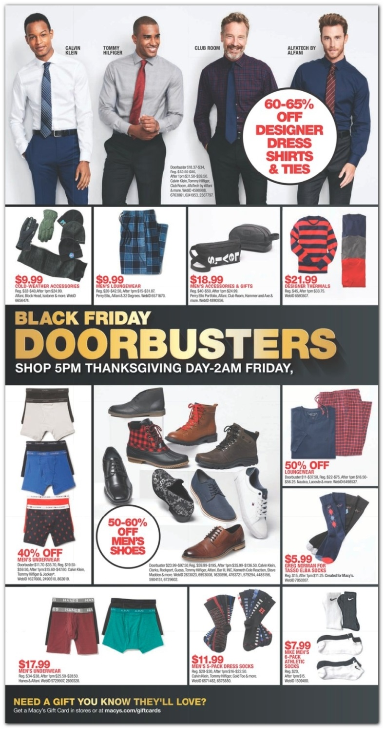 Macys Black Friday 2018 Ad