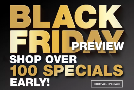 picture of Live: Macy's Black Friday Preview Sale - Over 100 items - Clothes, Home, More