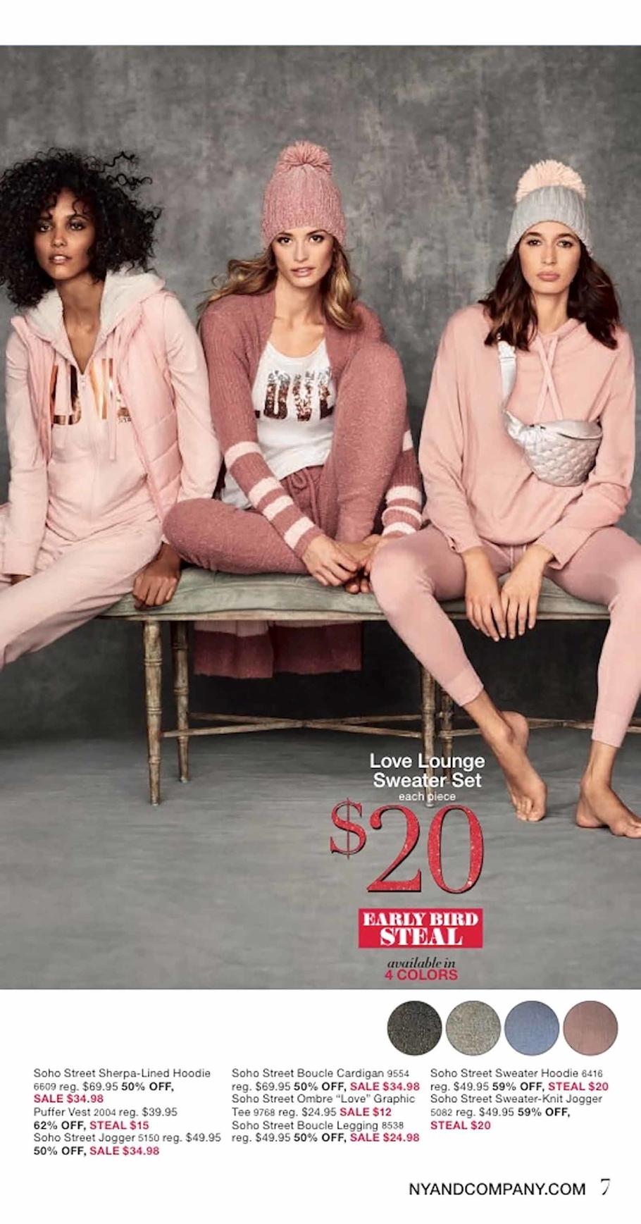 New York and Company Black Friday 2018 Ad