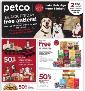 picture of Black Friday 2018: Petco Ad Scan