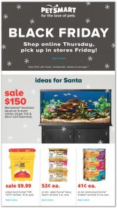 picture of Black Friday 2018: Petsmart Ad Scan