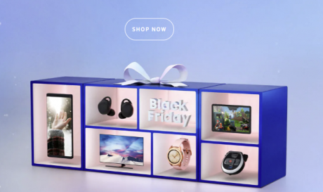 picture of Samsung Black Friday Sale - Phones, Smartwatches..  - S9 Unlocked $519.99