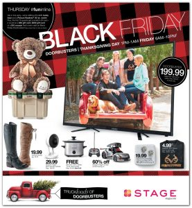 picture of Live: Black Friday 2018: Stage Stores Ad Scan