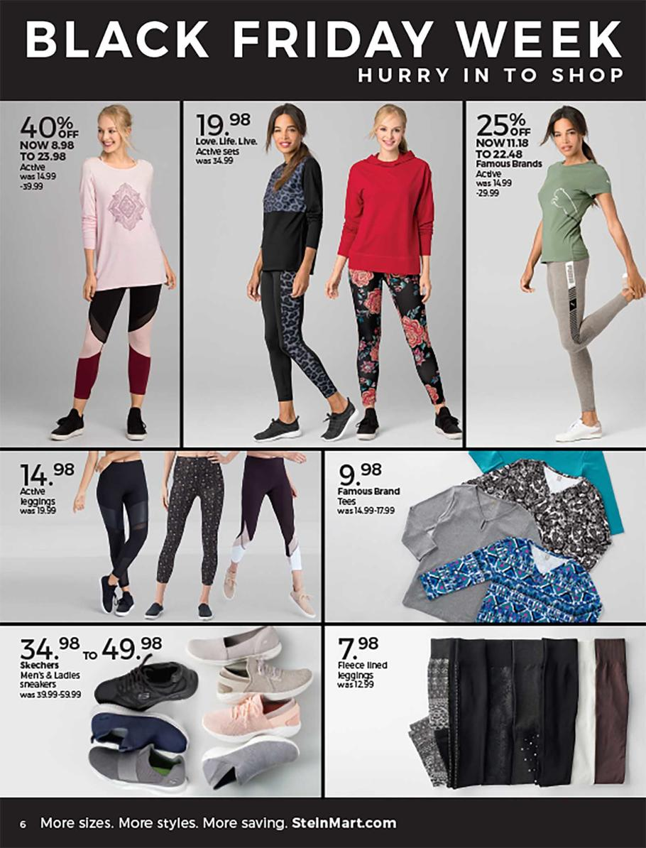 Stein Mart Black Friday 2018 Ad