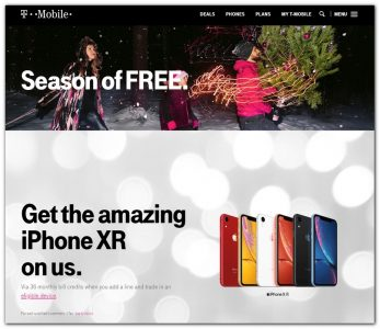 picture of Black Friday 2018: T-Mobile Ad Scan