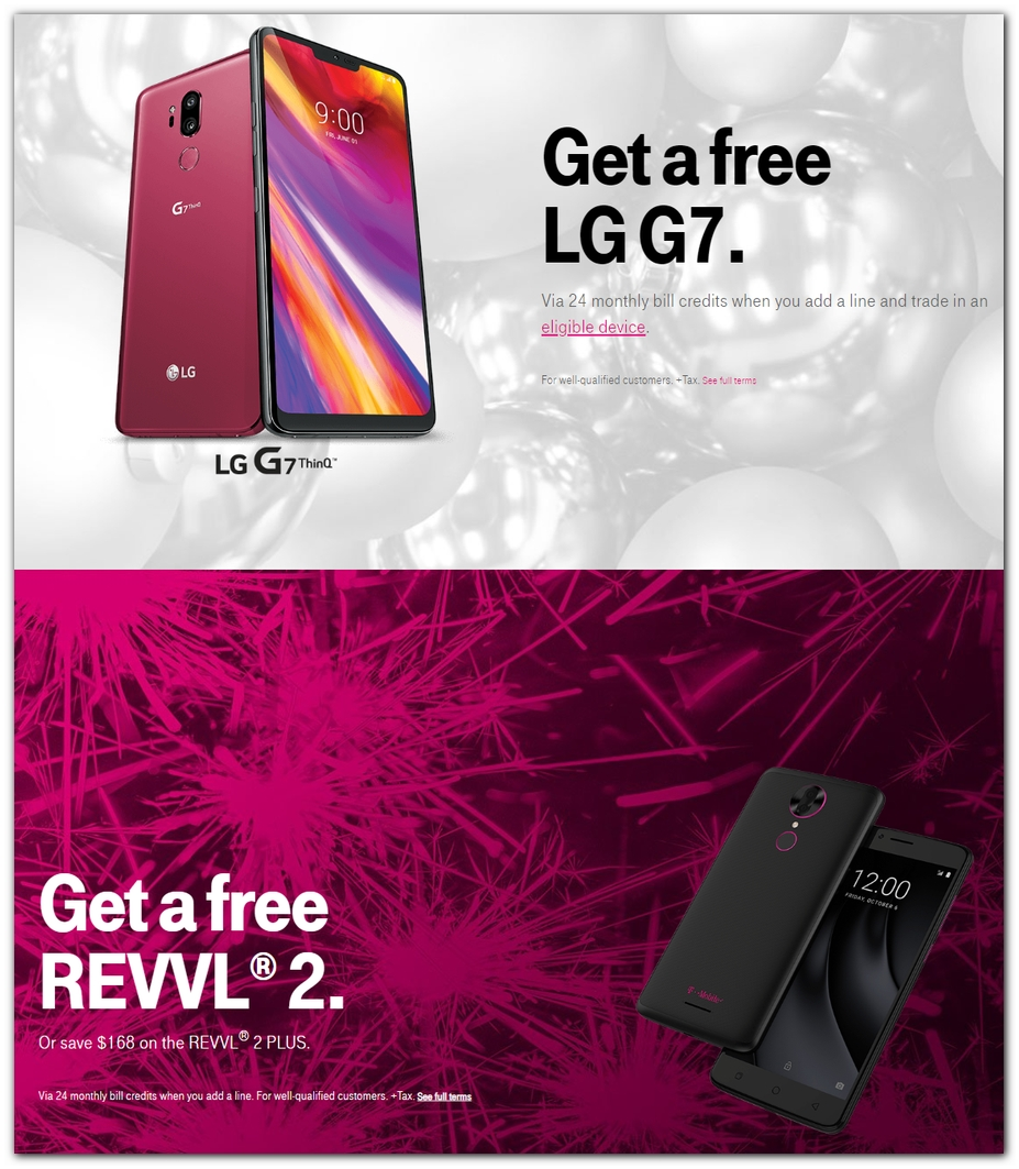 T-Mobile Black Friday 2018 Ad