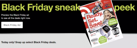 picture of Target Early Black Friday Deals Now - Instant Pot $69