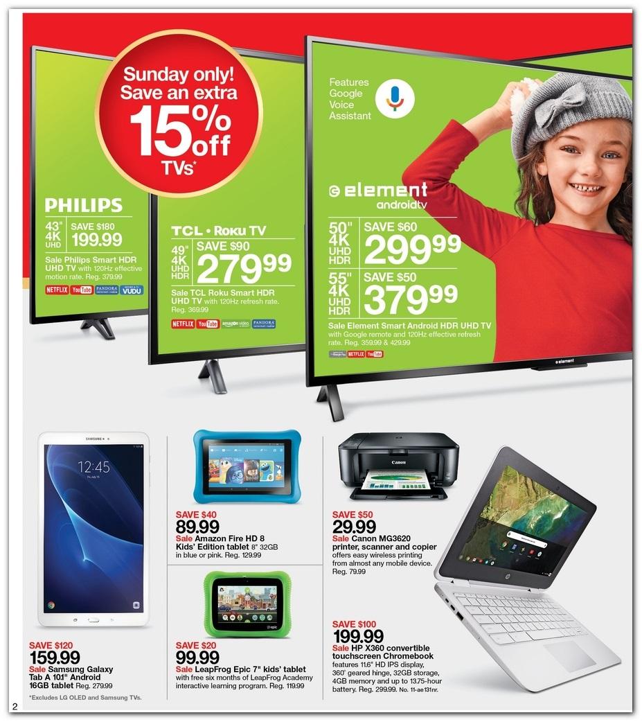 Target Black Friday 2018 Ad