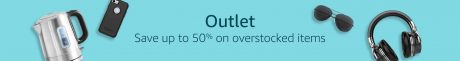 picture of Amazon Upto 50% off Outlet Items