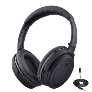 picture of Avantree Active Noise Cancelling Wireless Bluetooth 4.1 Headphones Sale
