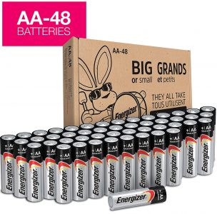 picture of Energizer AA Batteries 48 Pack Sale