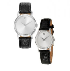 picture of Movado Museum Silver Dial Mens or Womens Watch Sale