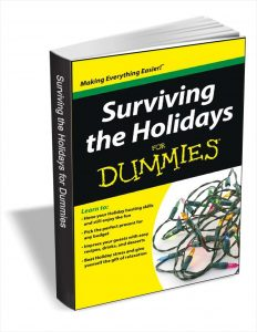picture of Free eBook: Surviving the Holidays For Dummies