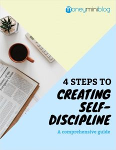 picture of Free Tips and Tricks Guide: 4 Steps to Creating Self-Discipline