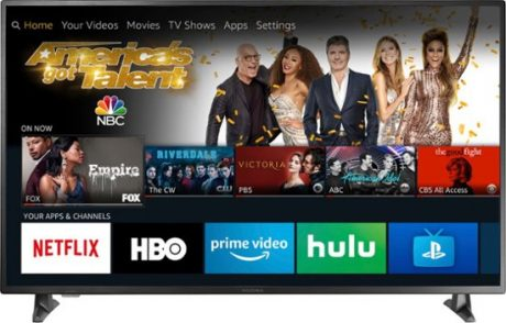 "picture of Insignia 55"" Class LED Smart 4K UHD TV with HDR – Fire TV Edition"
